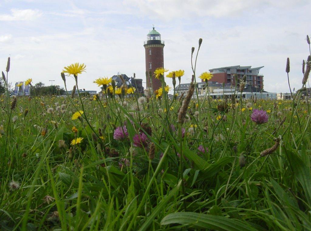 Cuxhaven Alte Liebe, Куксхавен