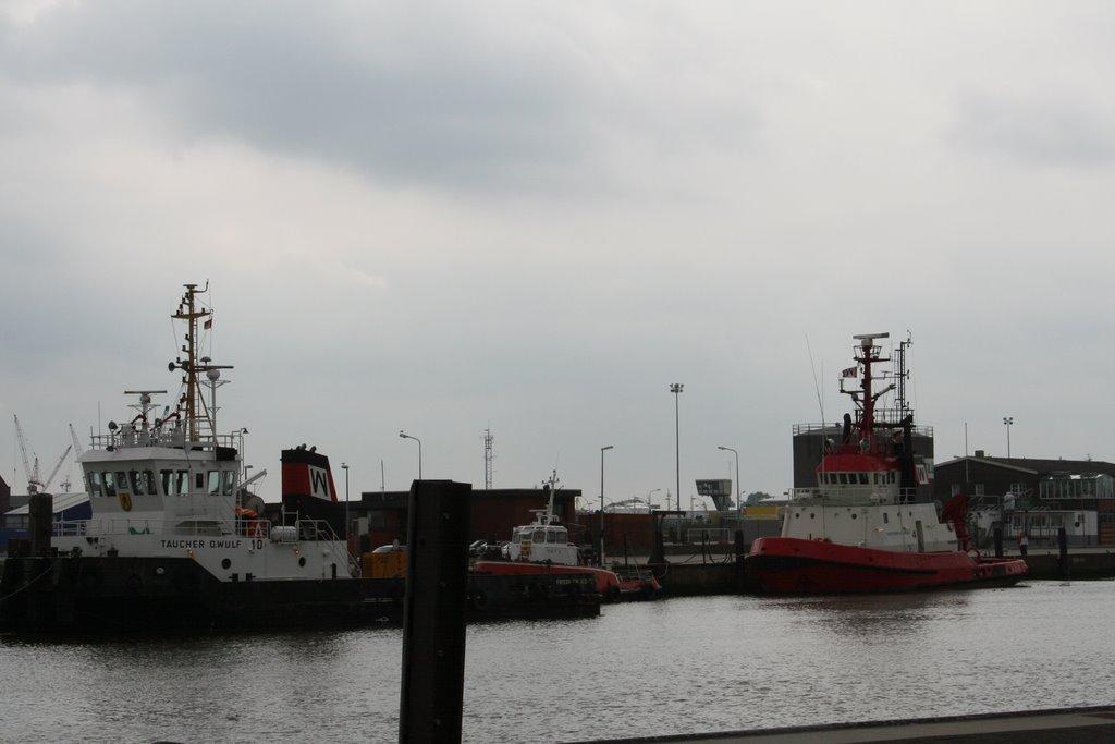 De Elbe, Куксхавен