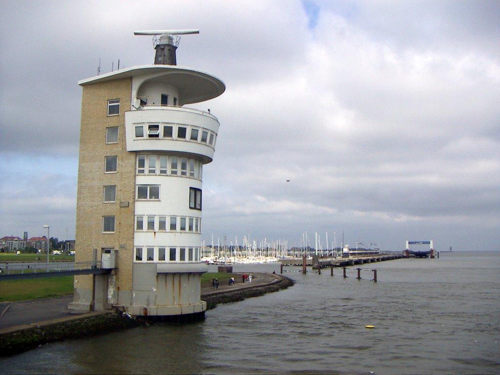 Cuxhaven - Radarturm, Куксхавен
