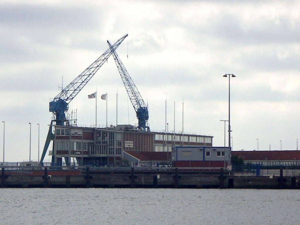 Cuxhaven - Steubenhöft, Куксхавен