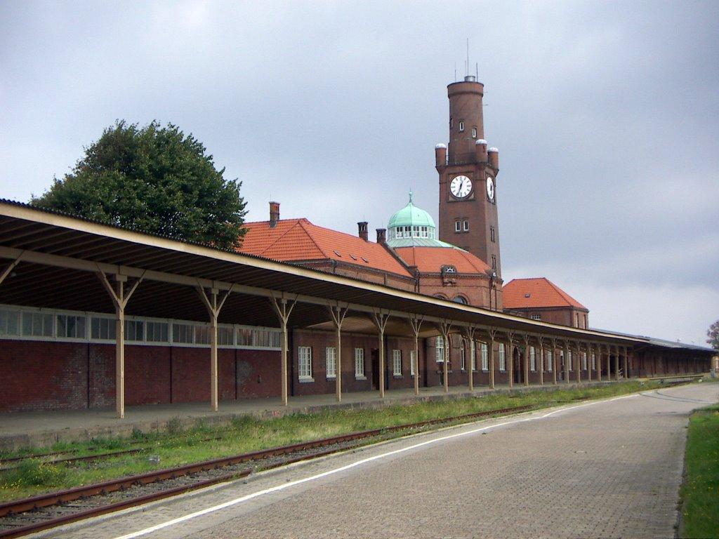 Cuxhaven - Hapag-Hallen (Schienenseite), Куксхавен