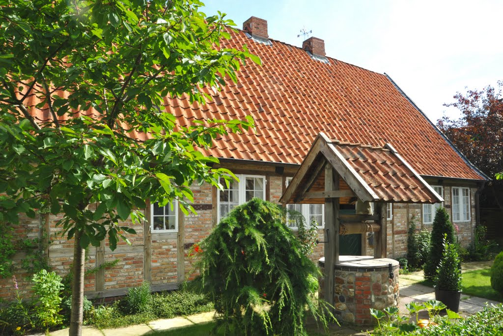 Cuxhaven, Lotsenhaus in der Schillerstraße, Куксхавен