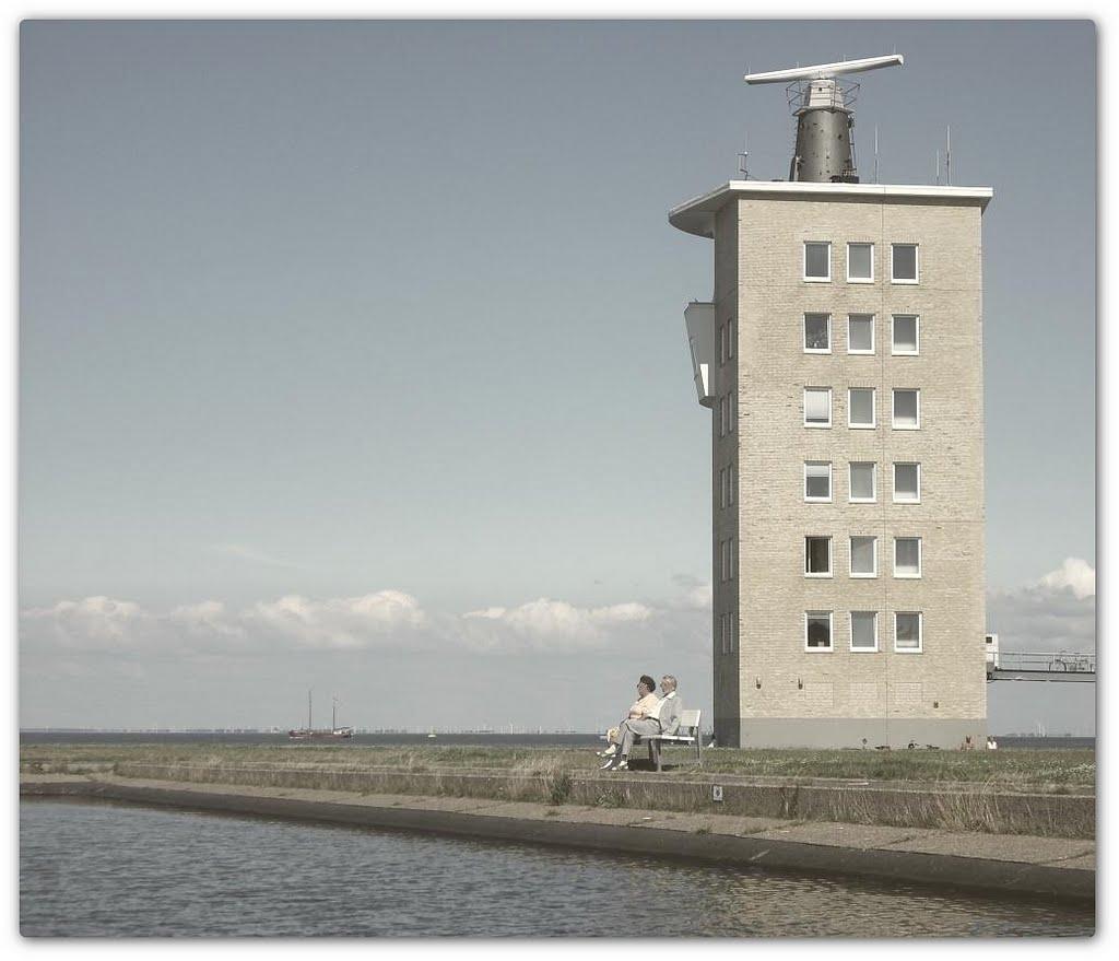 Radar tower, Куксхавен