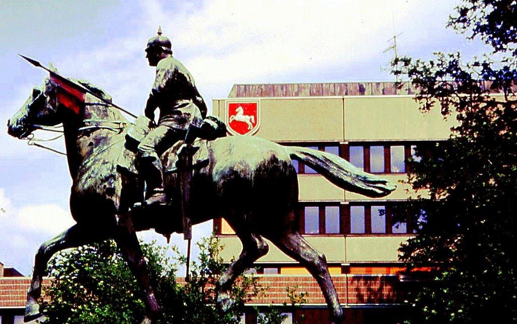Lüneburger Reiter, Лунебург