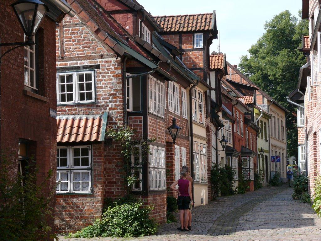 Lüneburg Auf dem Meere, Лунебург