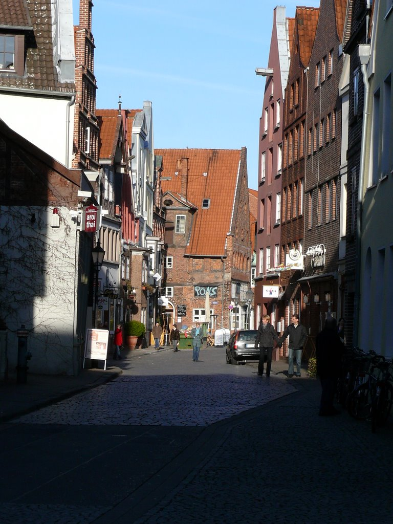 Lüneburg - Am Stintmarkt -, Лунебург