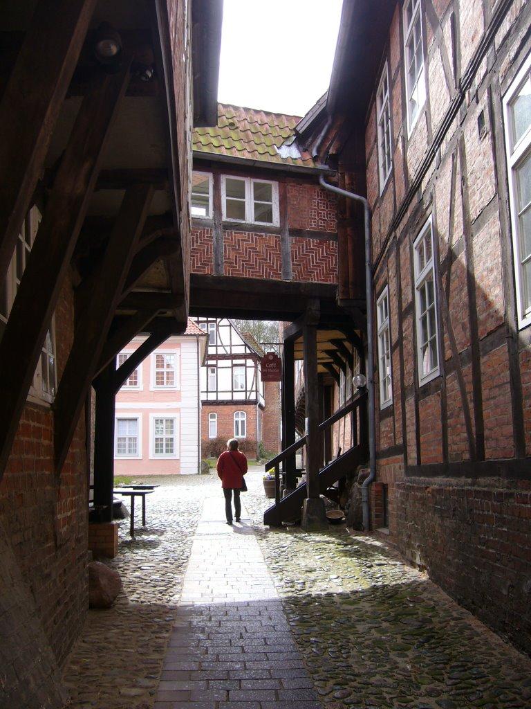 Kloster Lüne - Am Domänenhof, Лунебург