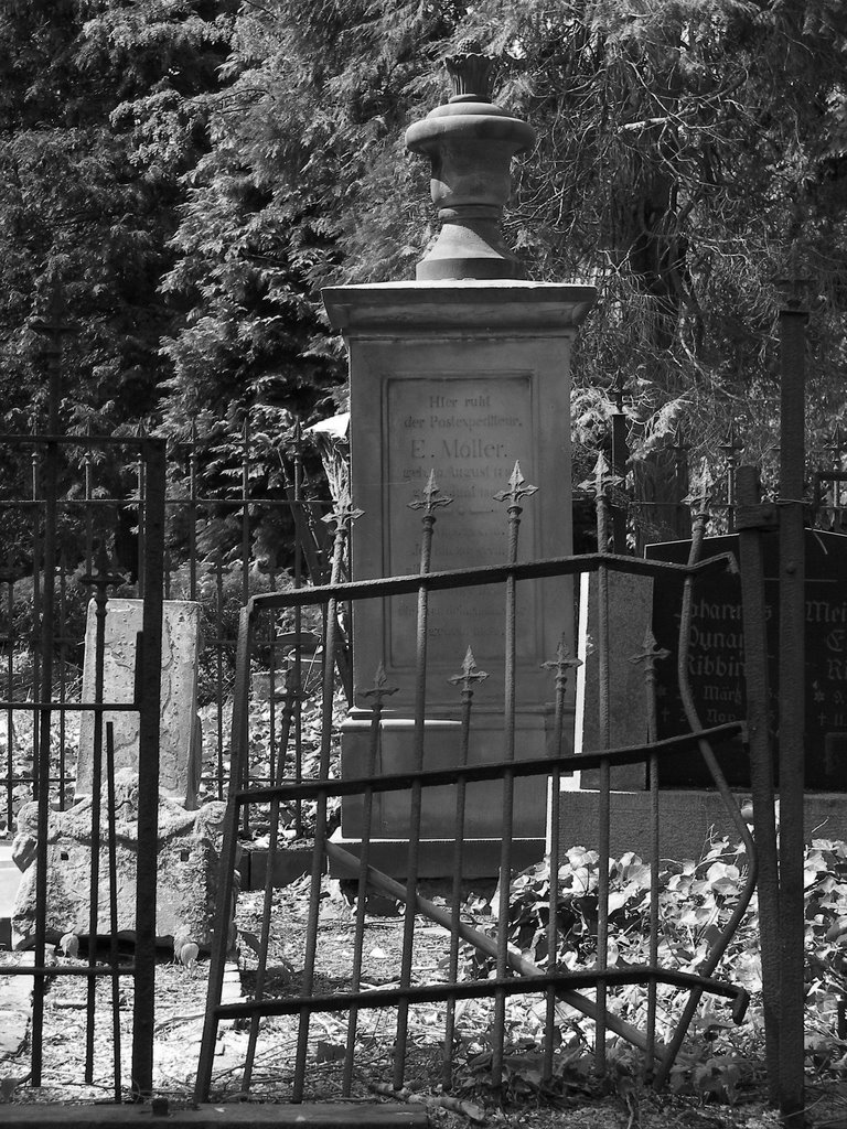 Alter Friedhof am Gildkamp, Нордхорн