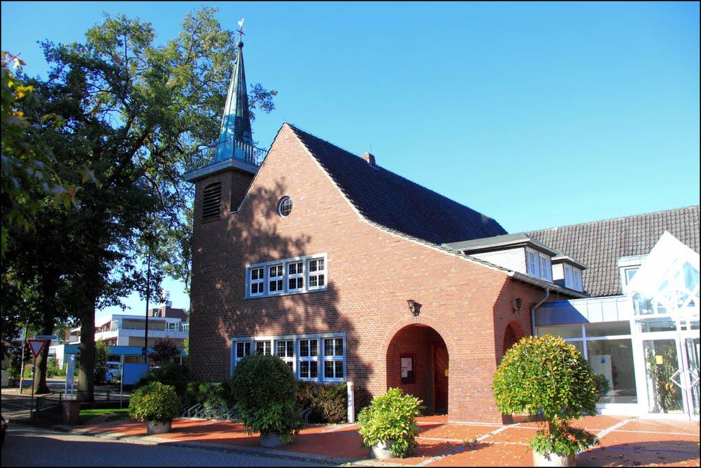 Nordhorn: Hervormde kerk, Нордхорн