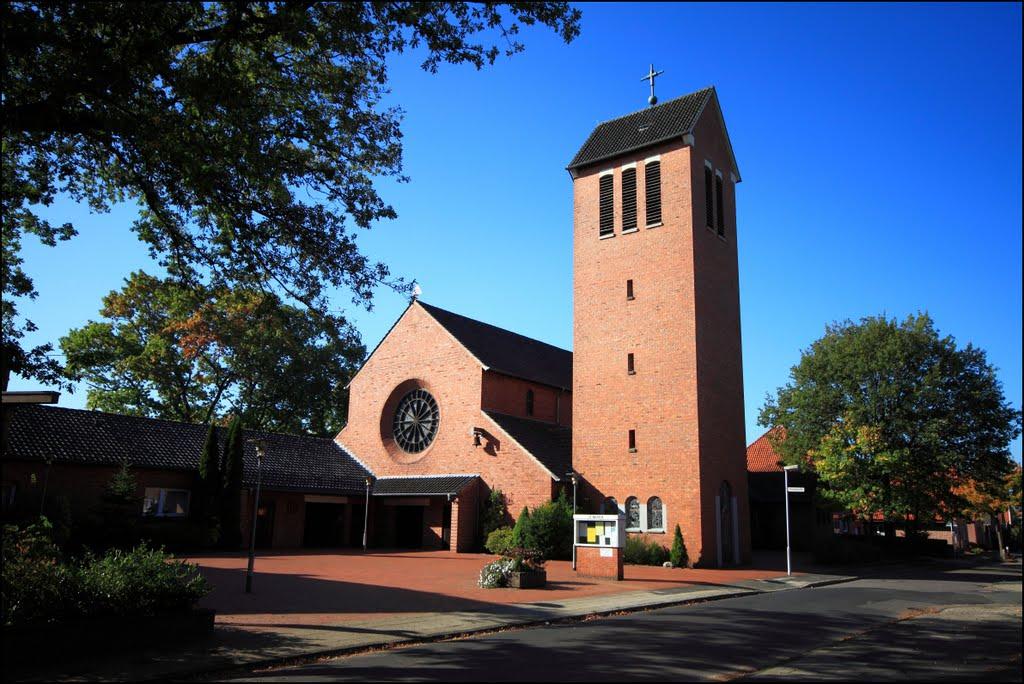 Nordhorn: Katholieke kerk, Нордхорн