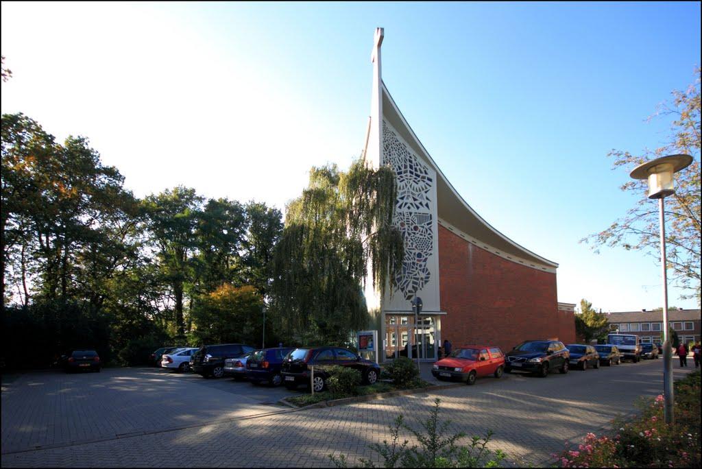 Nordhorn: Gereformeerde kerk, Нордхорн