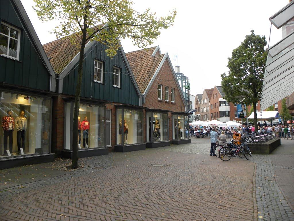 Hagenstraße, Нордхорн
