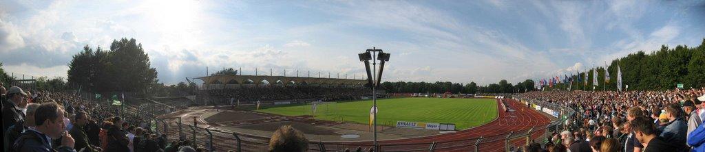 Marschwegstadion (VfB Oldenburg), Oldenburg, Олденбург