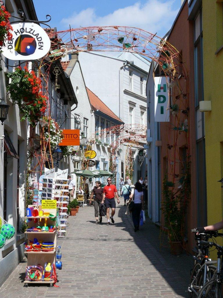 Bergstrasse, Олденбург