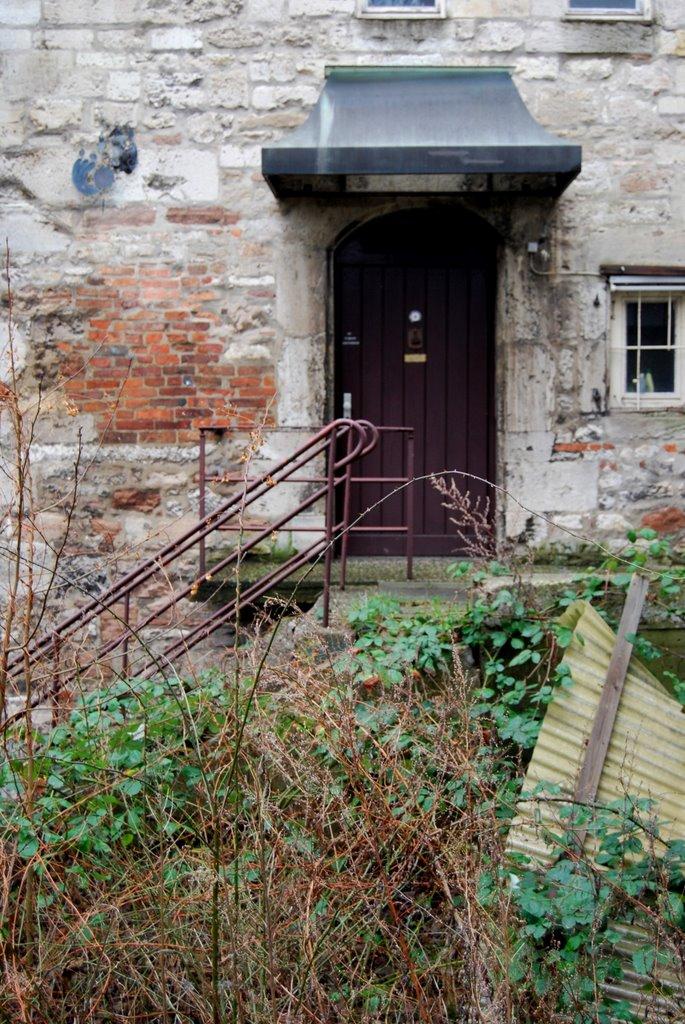 Teil eines alten Wehrturms, Брауншвейг