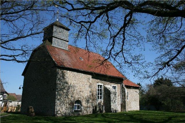 Kirche in Bruchmachtersen, Salzgitter