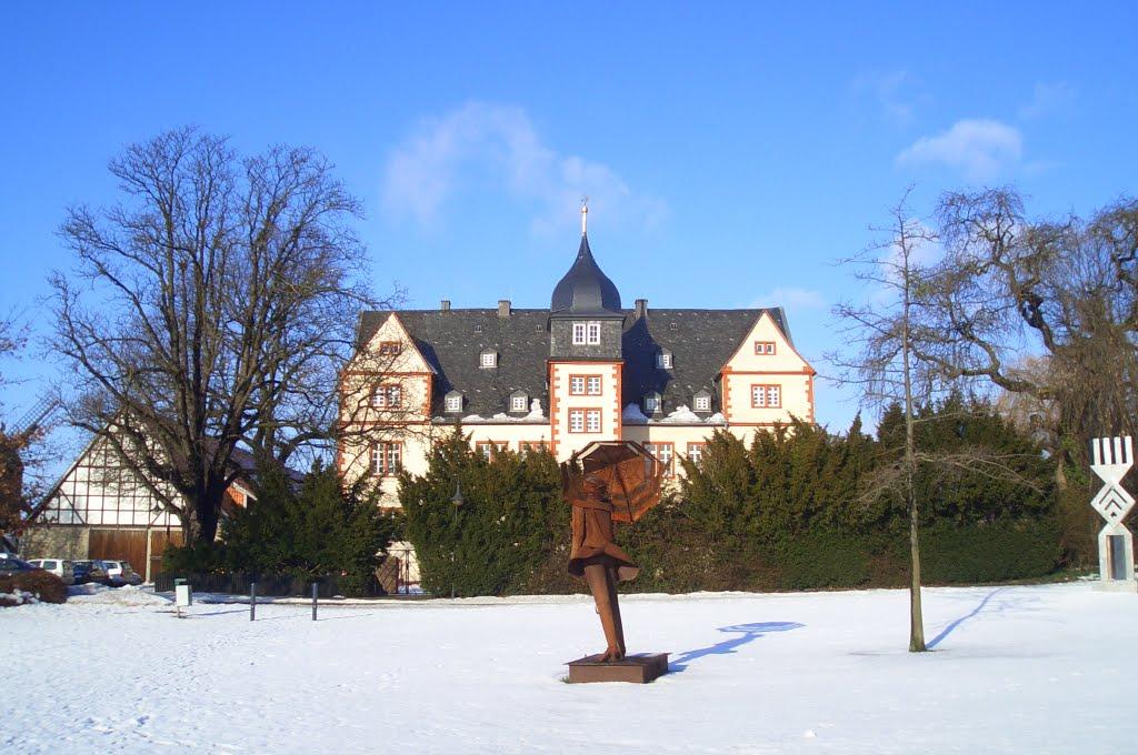 Germany, Salder, Schloß, Salzgitter