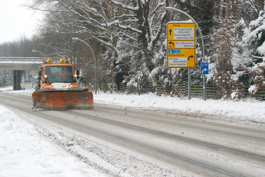 Schneepflug, Salzgitter