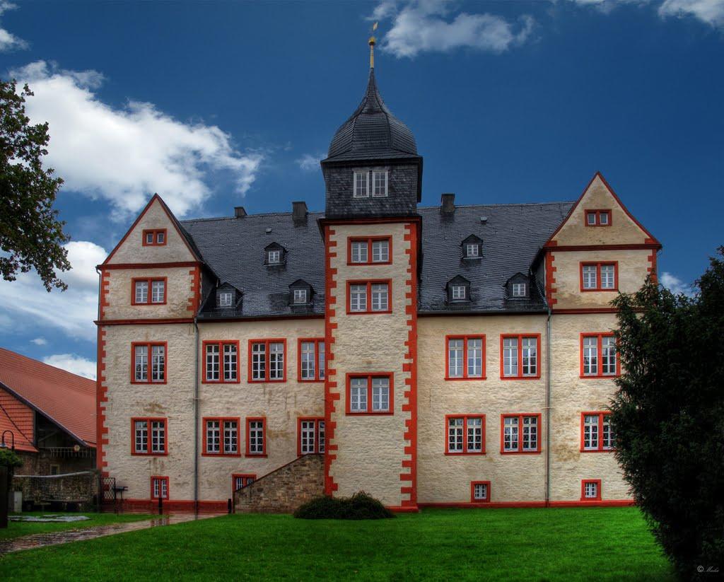 Schloss Salder, built 1608, Salzgitter