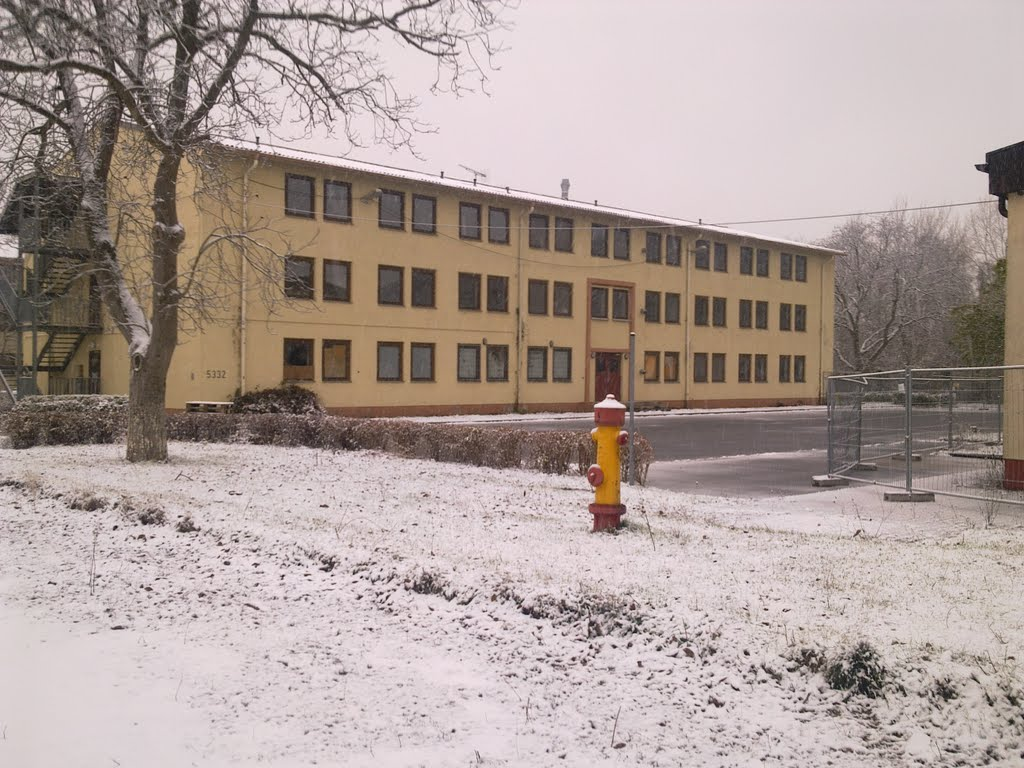 Bad Kreuznach, former rose barracks, 7 / 10, Бад-Крейцнах