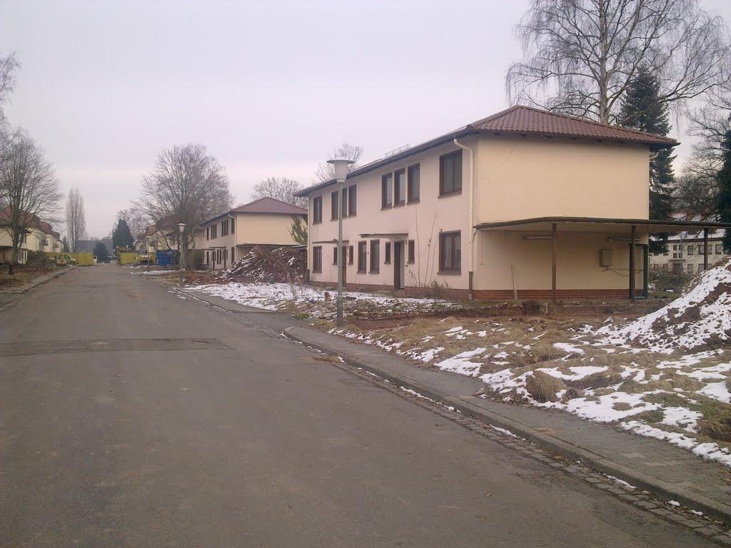 K-Town - former housing - vor dem Abriss 2 / 10, Кайзерслаутерн