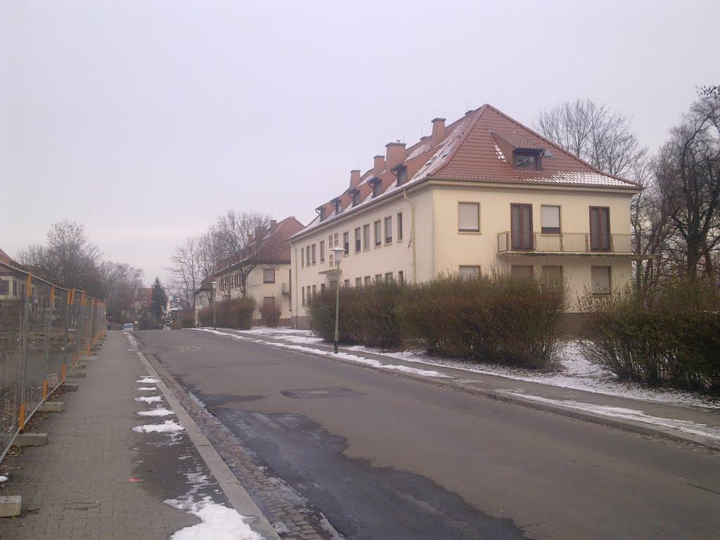 K-Town - former housing - vor dem Abriss 6 / 10, Кайзерслаутерн