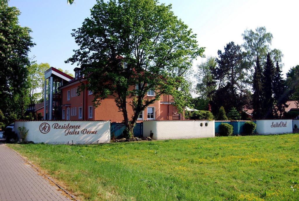 Residence Jule Verne - Suite`otel Ahlen, Ален