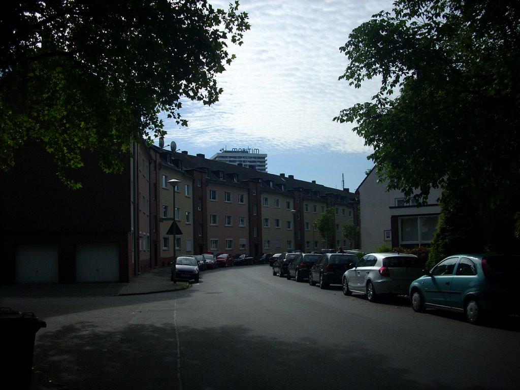 Gelsenkirchen-Feldmark Boniverstr.  Juni 2009, Гельзенкирхен