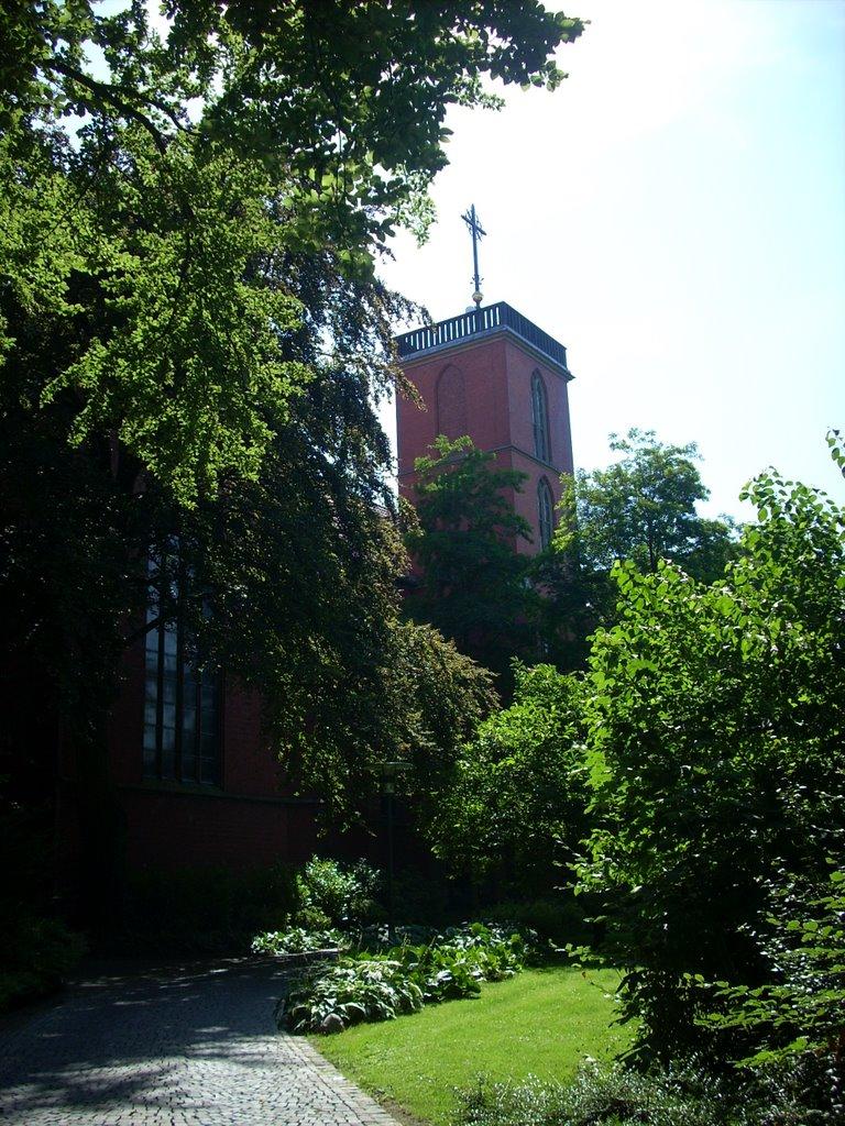 Paderborn   ( Erzbischöfliches Theologenkonvikt )     August 2009, Падерборн