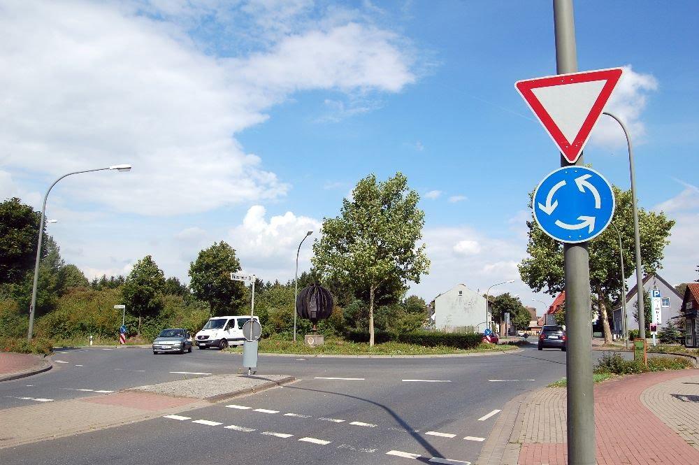 Kreisverkehr, Хамм