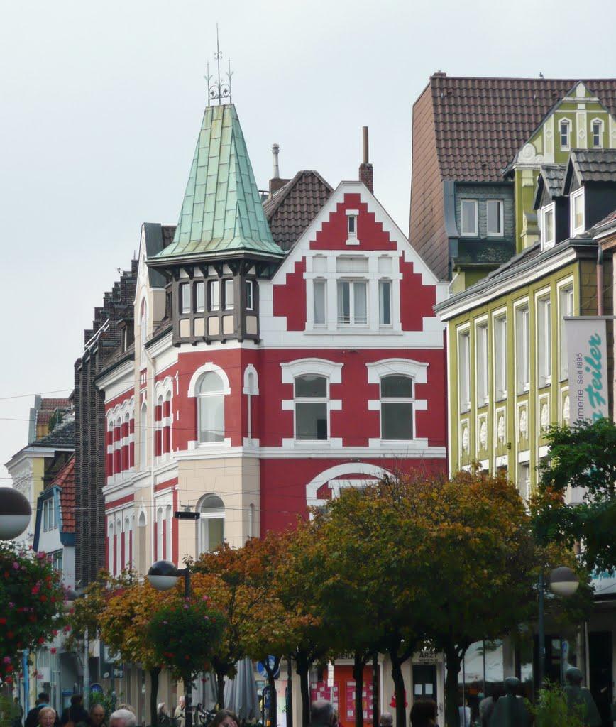 Einkaufszone, Hamm, Хамм
