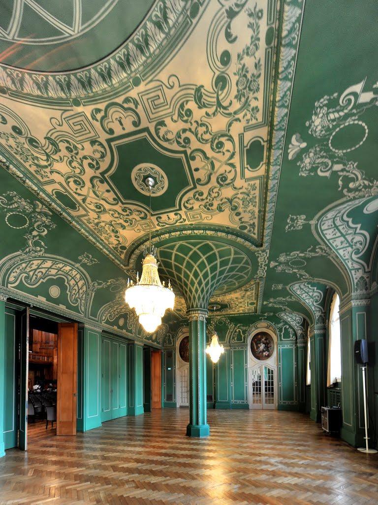 Der Grüne Saal., Бад Киссинген