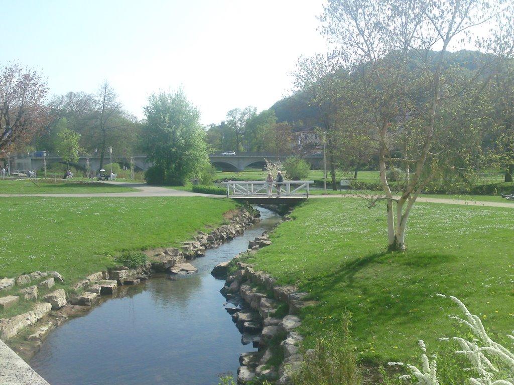 Im Park, Бад Киссинген