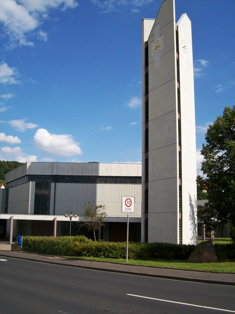 Kirche St.-Elisabeth, Бад Киссинген