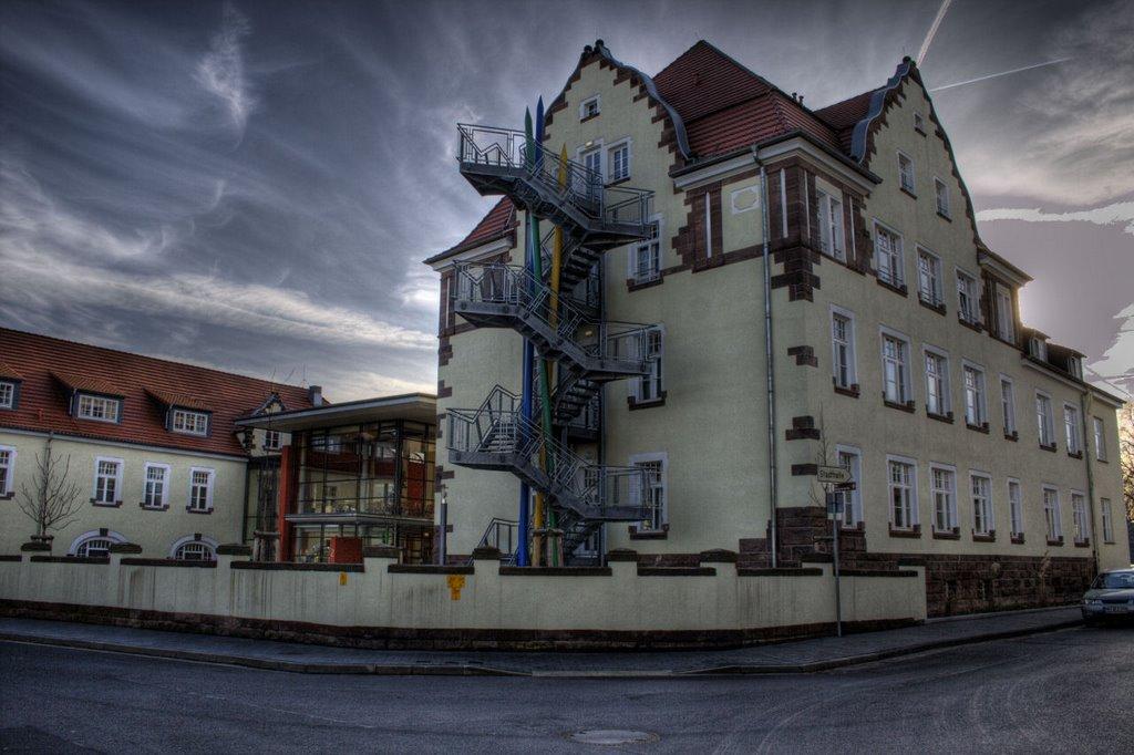Neue Jugendherberge Bad Hersfeld, Бад Херсфельд