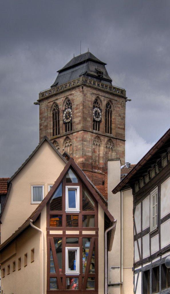 Stadtkirche Bad Hersfeld, Бад Херсфельд