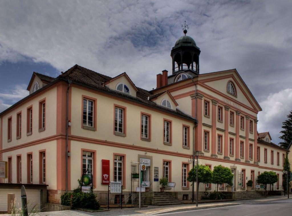 Ehemalige Luisenschule Bad Hersfeld, Бад Херсфельд