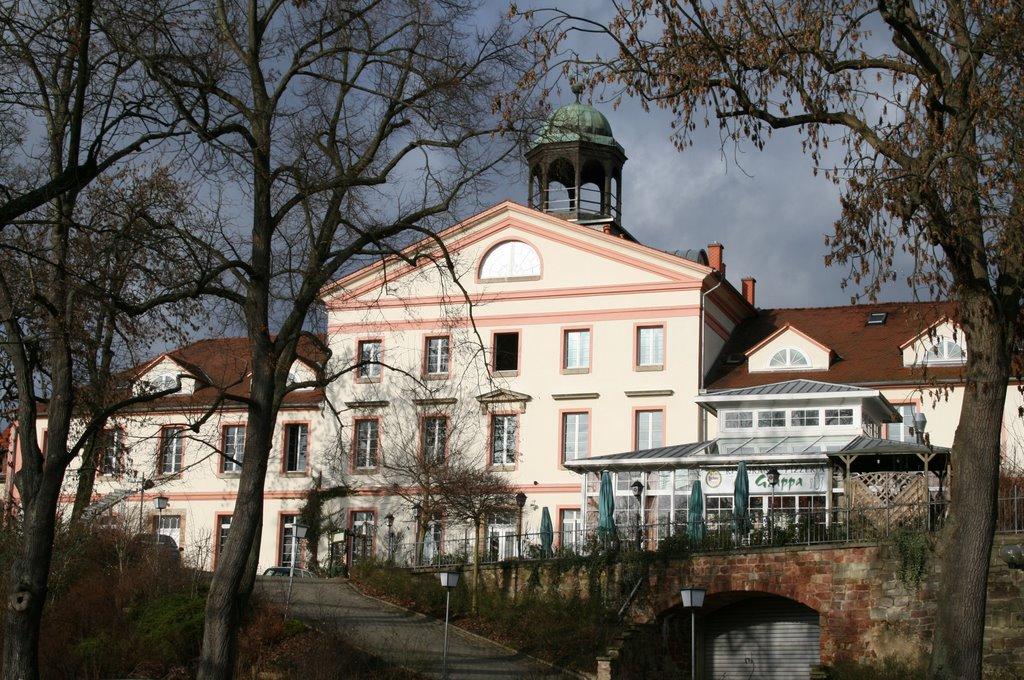 Bad Hersfeld - Ehemalige Luisenschule, Бад Херсфельд