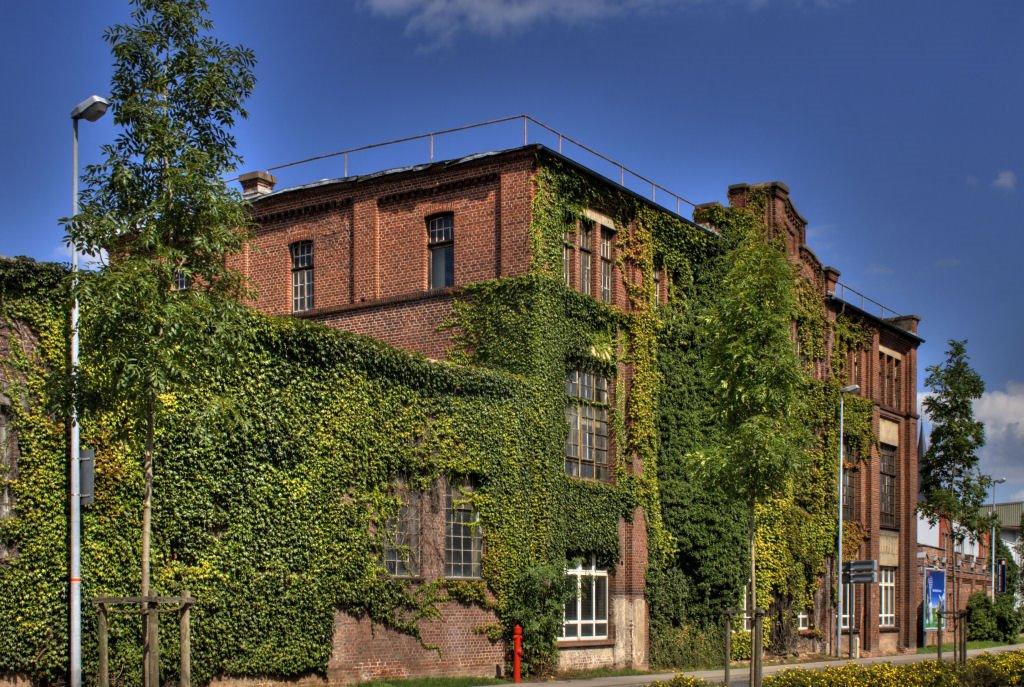 Denkmalgeschützte Werkhalle, Бад Херсфельд