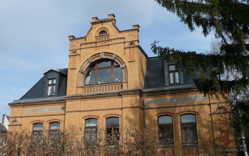 Backsteinhaus, Бад Херсфельд