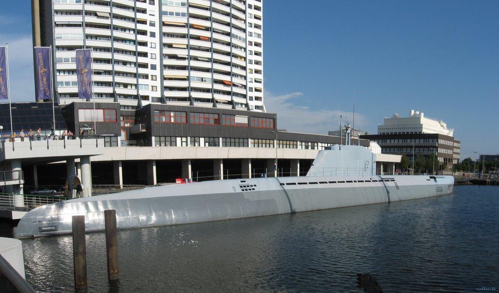 U-Boot Wilhelm Bauer (ehemals U 2540, Typ XXI), Бремерхафен