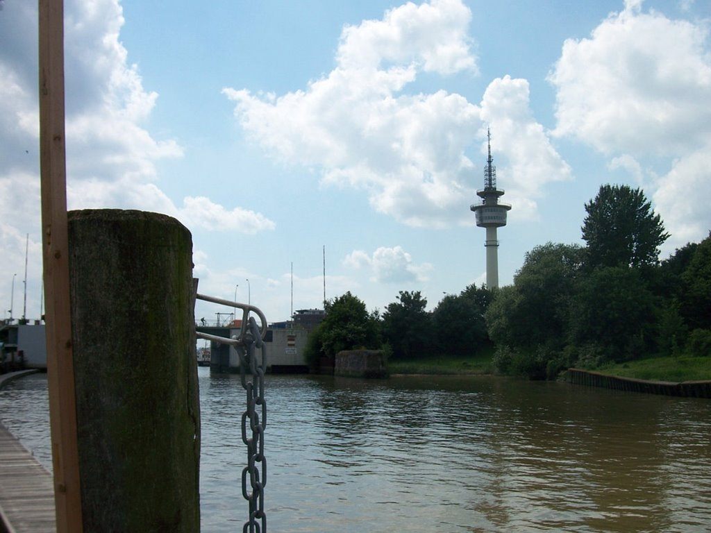 Die älteste Werft, Бремерхафен