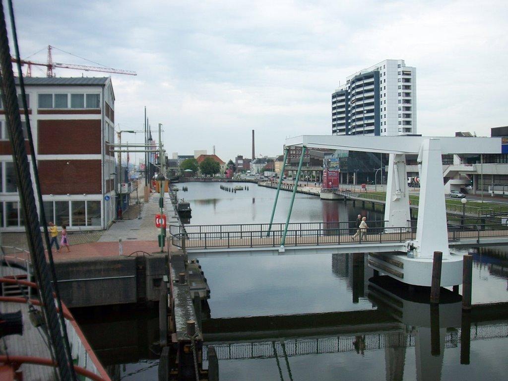 Klappbrücke Alter Hafen, Бремерхафен