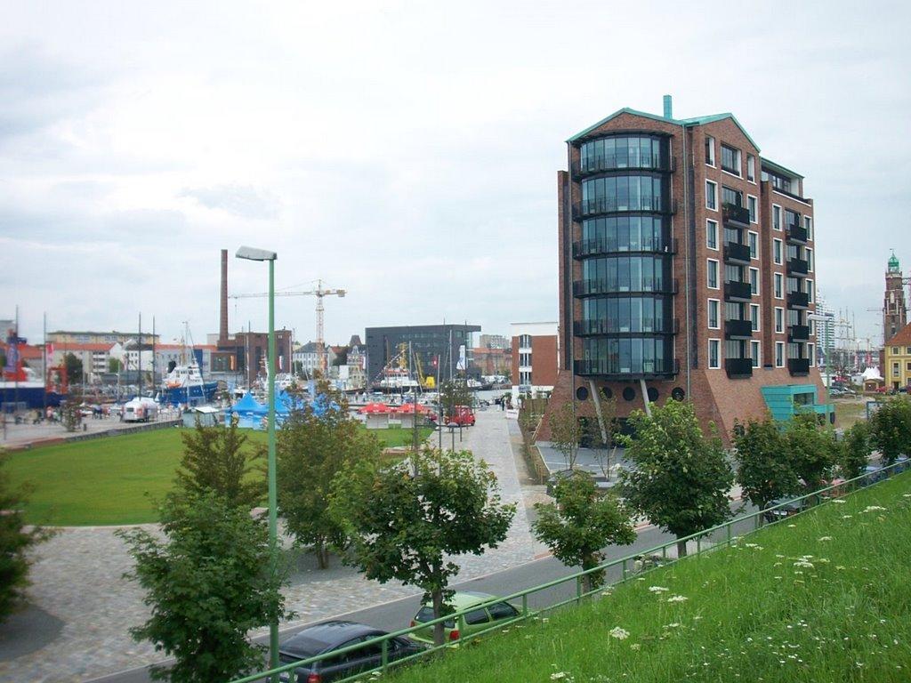 Neubauten am Neuen Hafen, Бремерхафен