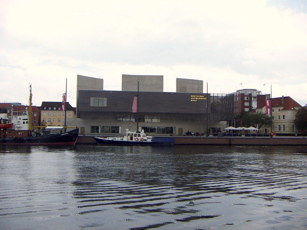 Bremerhaven - Deutsches Auswanderer Haus, Бремерхафен