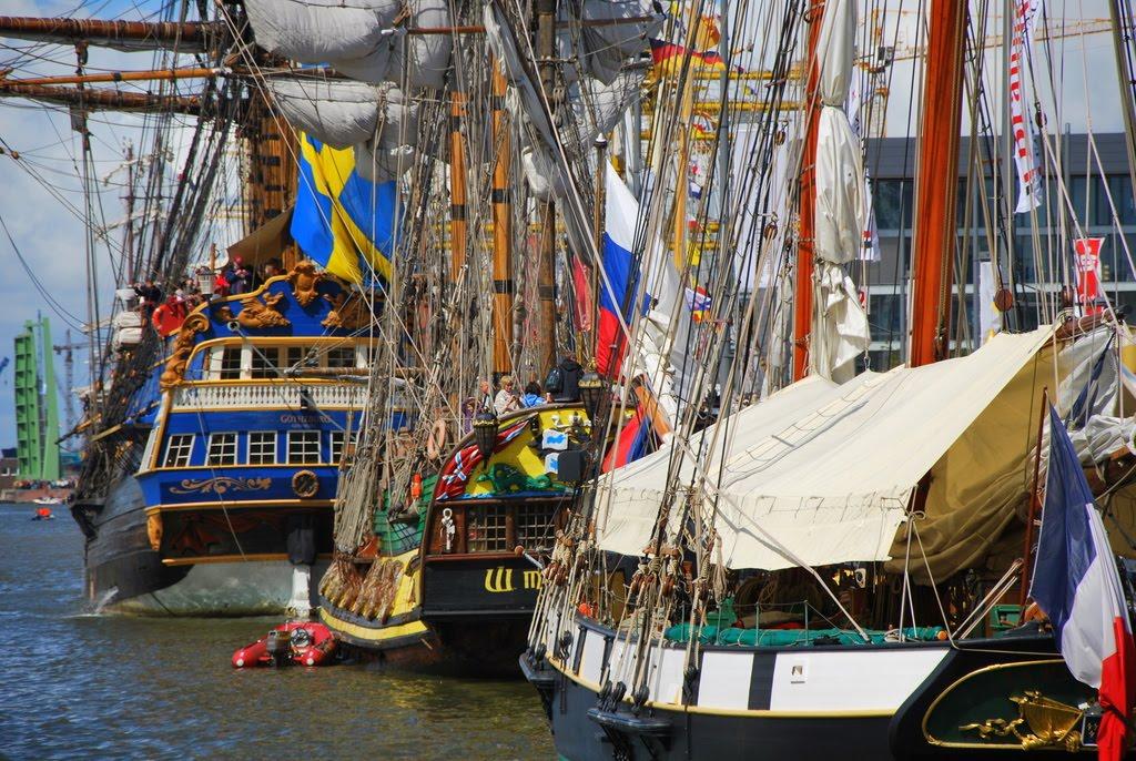 Sail Bremerhaven 2010, Бремерхафен