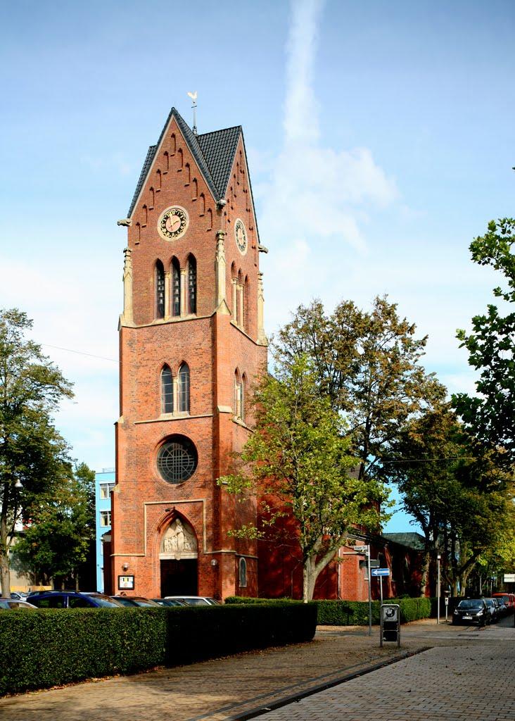 Kirche St. Marien, Bremerhaven, Бремерхафен