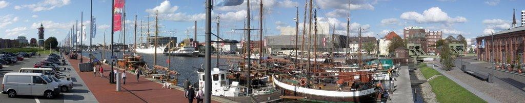 Bremerhaven Neuer Hafen [2007/08], Бремерхафен