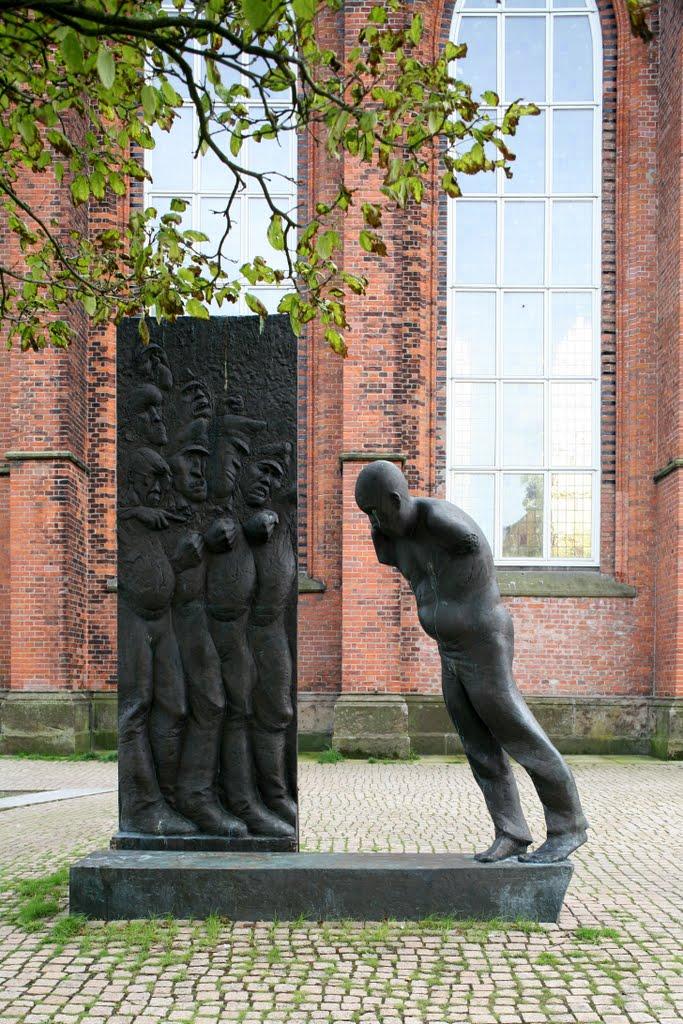 Denkmal für die Opfer des II.Weltkrieges, Бремерхафен