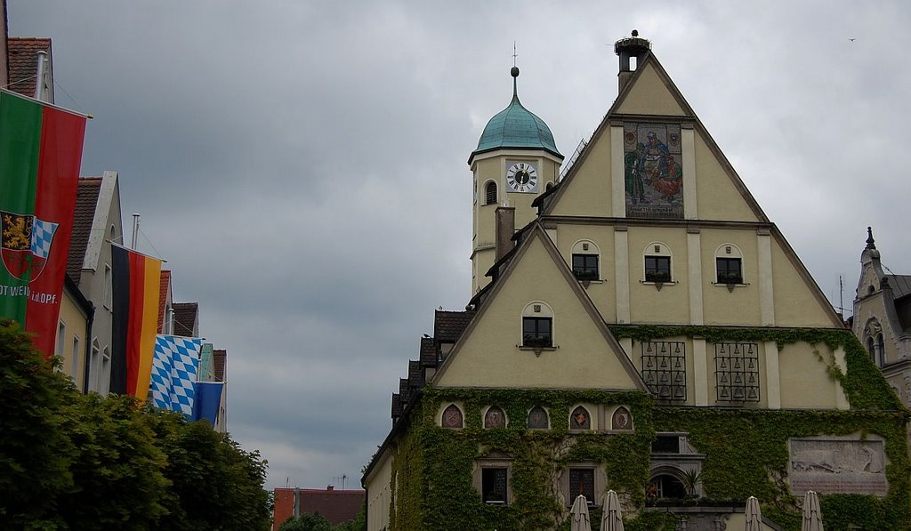 Rathaus, Вайден